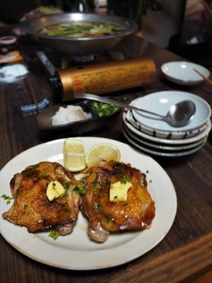 二日酔いの日の夕食と究極のツナ - sobu 2