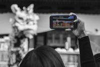 萬福寺で獅子舞 - YOSHIの日記