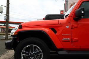 JLUパンプキン到着 そしてリフトアップ作業完了のTJ - TrampCAR SQUARE ~Jeep wrangler~ [TS]