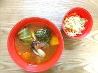 ロールキャベツのお弁当と孤独のグルメ - オヤコベントウ