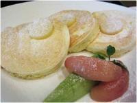 【ガースーもお気に入りのホテルニューオータニのパンケーキ】 - お散歩アルバム・・寒中の静寂