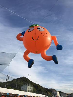 MIKANマラソン よくがんばった!完走した!!! - ( … > Z_ ̄∂