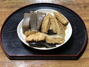 煮魚 - 老老介護で奮闘中