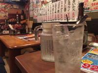 週末こそリラックス「養老乃瀧」で - 実録!夜の放し飼い (横浜酒処系)