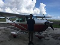 体験操縦DAY - ENJOY FLYING ~ セブの空