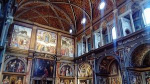ミラノのシスティーナ礼拝堂! サン・マウリツィオ・マッジョーレ教会 - My little Lecce