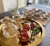 9月東洋美食薬膳協会東洋薬膳茶スペシャリスト(中級)認定講座のご案内(大阪) - 大阪薬膳 Jackie's Table  おもてなし料理教室