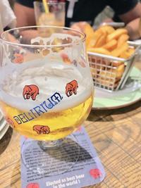 ベルギービールのお店「デリリウム・カフェ」 - 旅するツバメ                                                                   --  子連れで海外旅行を楽しむブログ--