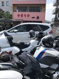 中華そば「一力」・Caféキトテノワ in 敦賀 - SAMとバイクとpastime