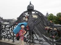 クリスタ・ヴォルフ『残るものは何か』とアレクサンダー広場とヴァイデンダム橋と「涙の宮殿」 - 本日の中・東欧