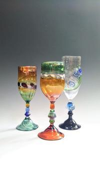あまたの展示会『伊藤由貴 ガラス展』始まりました - MOTTAINAIクラフトあまた 京都たより