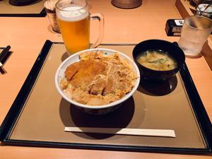 久々のカツ丼? - Street Life  吉田靖二(Seiji)のブログ