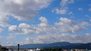 本日の京都 - 京都ときどき沖縄ところにより気まぐれ
