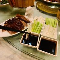 2日連続で北京ダック - bluecheese in Hakuba & NZ:白馬とNZでの暮らし