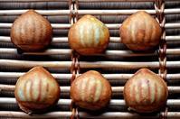 薄皮ミニ山栗パン - 森の中でパンを楽しむ