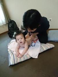 2019年11月親子でベビーマッサージ(高円寺で赤ちゃんと一緒に遊びましょう♡) - 和 ~ なごみ ~  高橋 泉