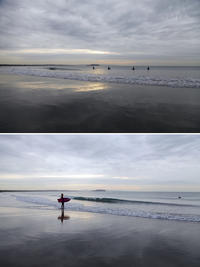 2019/10/24(THU) 今朝はウネリ届かず。 - SURF RESEARCH