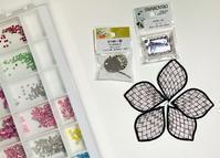 立体刺繍の台座ご紹介☆ - Atelier Chou