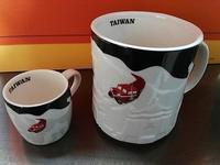 ご当地マグカップに描かれているものが面白い~! - メイフェの幸せ&美味しいいっぱい~in 台湾