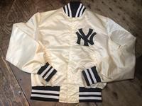 10月26日(土)入荷!!70sMade in U.S.A NEW YORK YANKEES ニューヨークヤンキースサテンウインドブレーカー! - ショウザンビル mecca BLOG!!