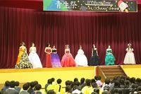 最後の学園祭。卒業課題制作の手作りドレス発表会で感激の嵐!! - neige+ 手作りのある暮らし