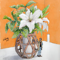 絵画で一言! - A hokusai manga / 阿呆苦斎 漫画