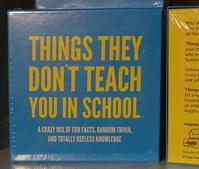 学校では教えてくれないこと、大切なものは、目に見えない - ニューヨークの遊び方