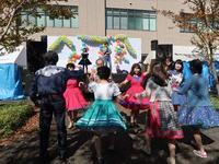 筑波学院大学の学園祭 - ひな日記