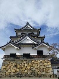彦根城に行ってきました~その2天守閣へ - 影はますます長くなる