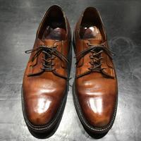 茶靴を楽しむ - 玉川タカシマヤ靴磨き工房 本館4階紳士靴売場