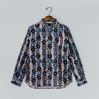 "GRANDMA MAMA DAUGHTER ""はなおび""ラウンドカラーシャツ - KATO` GRANDMA MAMA DAUGHTER OnlineShop blog"