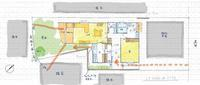 変形敷地のプランニング金沢町の家2 - 加藤淳一級建築士事務所の日記