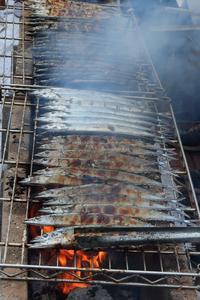 水元公園のさんま祭りは、美味しそうなサンマが3,000尾 - 旅プラスの日記