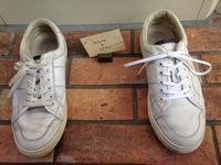 本日27日、荒井弘史入店しております! - Shoe Care & Shoe Order 「FANS.浅草本店」M.Mowbray Shop