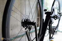 campagnolo ZONDA DBインストール - 散策DAY'S excite