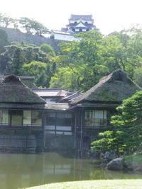 彦根城に行ってきました~その4 - 影はますます長くなる