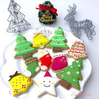 【募集】クリスマスアイシングクッキー - Comforts