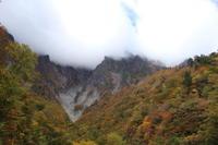 谷川岳の紅葉 ~一ノ倉沢(1)~ (2019/10/23撮影) - toshiさんのお気楽ブログ