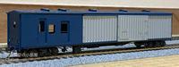 スニ41の塗装完了 - Salamの鉄道趣味ブログ