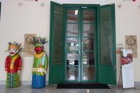 インドネシア生活#6-3繊維博物館でバティック染め体験&国立博物館 - magic hour