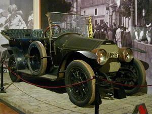 サラエボ事件の車@ウィーン軍事史博物館 -