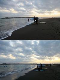 2019/10/28(MON) SUNSET BEACH - SURF RESEARCH
