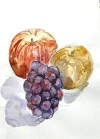 果物3品 - ryuuの手習い