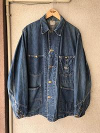 Lee 91-J Denim Coverall - TideMark(タイドマーク) Vintage&ImportClothing