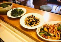 豆乳湯豆腐と大豆炒めdeタンパク質はトリプルSOY! - ワタシの呑日記