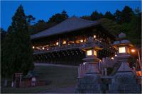 東大寺二月堂から遷都1310年の奈良夜景を眺めてきた - あ お そ ら 写 真 社