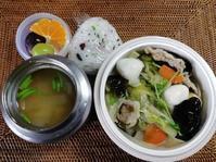 四方竹入り皿うどん - 好食好日