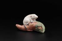「古相良人形・唐辛子鼠」座辺の骨董展・出品情報① - 京都の骨董&ギャラリー「幾一里のブログ」