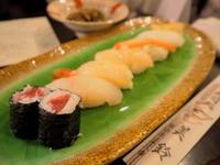 黒石寿司専米ムツニシキ試食会:松の湯交流館(黒石市) - 津軽ジェンヌのcafe日記