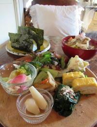 neige cafe/ネイジュカフェ * フレンチアンティークに囲まれて「新米おにぎり&豚汁」ランチ♪ - ぴきょログ~軽井沢でぐーたら生活~